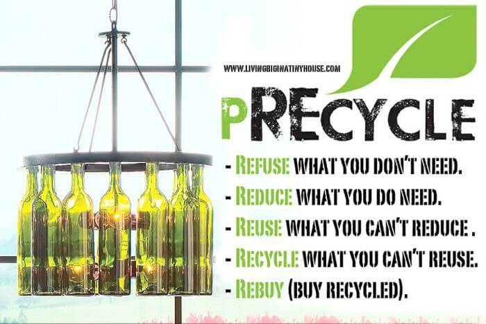 What Is Precycling?