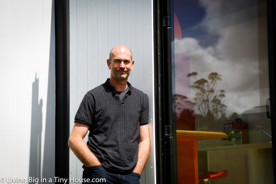 Shipping Container Builder - Shane Blind