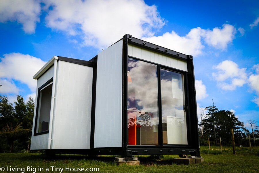 The Pod-Tainer Shipping Container Home