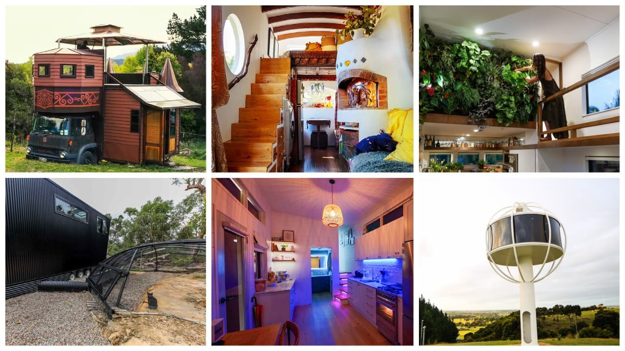 Most amazing tiny house features