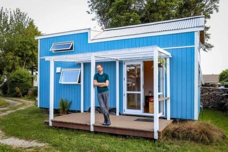 Brilliant DIY Tiny House Makes Space For Some Huge Adventures!